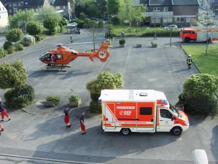 Ausbildung zum Notfallsanitäter in Thüringen