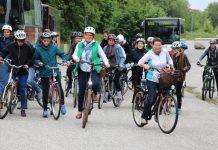 Insgesamt sind 29 Teilnehmer an den Start gegangen, darunter 19 Schüler aus Rostock, Lübz und Malchin.