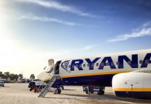 ver.di nimmt Tarifverhandlungen für die Kabinenbeschäftigten bei Ryanair auf.