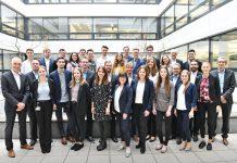 Bestenehrung 2018: Audi ehrt beste Auszubildende und Studenten
