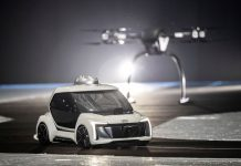 Audi, Airbus und Italdesign testen Flugtaxi-Konzept