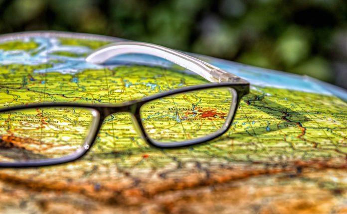 Kognitive Kartografie - Warum die Legende nicht links stehen sollte