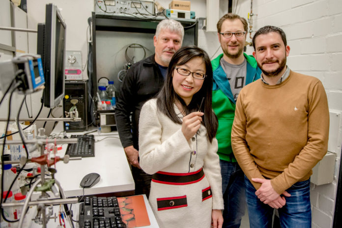 Längeres Leben für Bioelektroden durch sauerstoffreie Umgebung