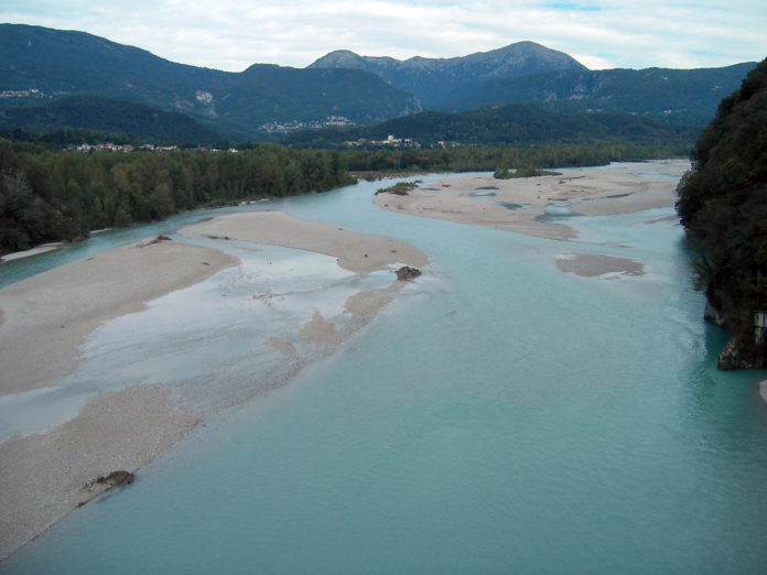 Flüsse weltweit durch menschliche Eingriffe in ihrem Lauf beeinträchtigt
